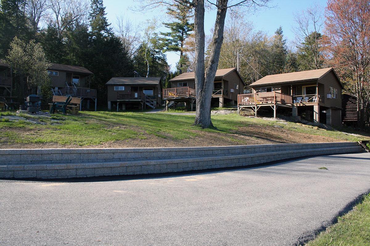 Cottages L, E, F, & G