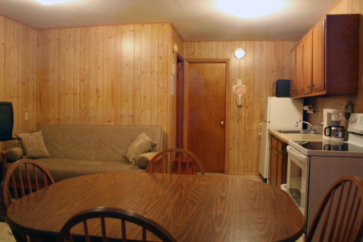 Cottage I - kitchen living room