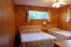 Typical bedroom with 1 Double bed and 1 Twin bed