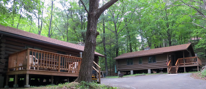 Hillside Log Cabins