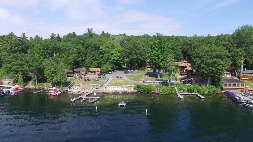 Explore the Lake at Candlelight Cottages on Lake George