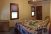 Downstairs bedroom #1 with queen bed