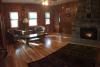 Living room, west end